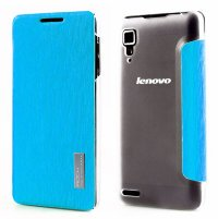 Чехол Rock для Lenovo IdeaPhone P780 Flip Cover Elegant Series