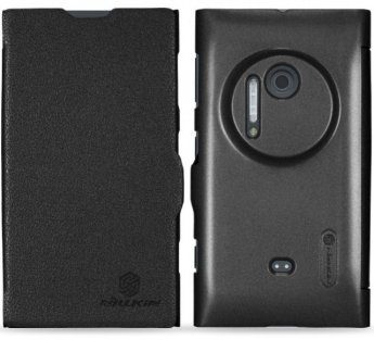 Чехол для Nokia Lumia 1020 Nillkin Fresh Series Leather Case Чехол для Nokia Lumia 1020 Nillkin Fresh Series Leather Case