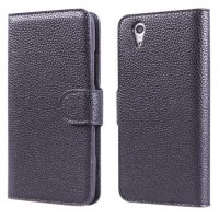 Чехол для Lenovo IdeaPhone S960 Vibe X Litchi Leather Flip Cover