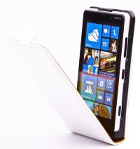 Чехол для Nokia Lumia 820 Vertical Flip Case