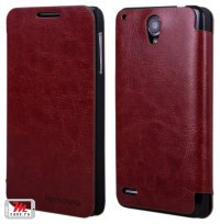 Чехол для Lenovo IdeaPhone S890 Glorious Leather Collection