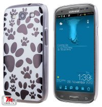 Чехол для S3 i9300/i9300i (S3 Duos) Hard Print Cover Cat Feet