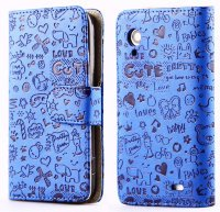 Чехол для Lenovo IdeaPhone S720 Happy Loves Cover