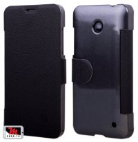 Чехол для Nokia Lumia 630 Nillkin Fresh Series Leather Case