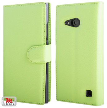 Чехол для Nokia Lumia 735 / 730 Litchi Leather Flip Cover Чехол для Nokia Lumia 730 Litchi Leather Flip Cover