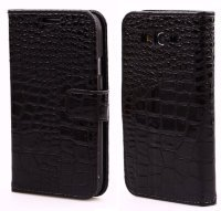 Чехол для Samsung Galaxy Grand i9082 Crocodile Flip Cover