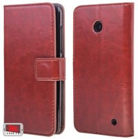 Чехол для Nokia Lumia 630 Glorious Leather Wallet