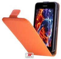 Чехол для Nokia Lumia 530 Vertical Flip Case