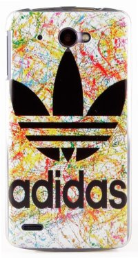 Чехол для Lenovo IdeaPhone S920 Hard Print Cover Adidas