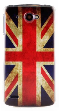 Чехол для Lenovo IdeaPhone S920 Hard Print Cover Great Britain