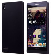 Чехол для Huawei Ascend P6 Lucid Soft Touch Shell