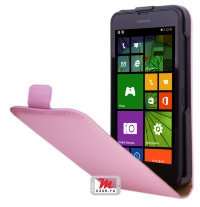 Чехол для Nokia Lumia 630 Vertical Flip Case