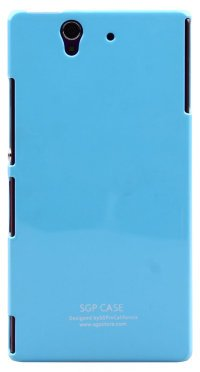 Чехол для Sony Xperia Z L36h/Lt36i C6603 Simple Style SGP Hard Case Cover