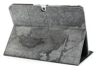 Чехол для Samsung Galaxy tab 3 10.1 P5200\5210 Antique World Map