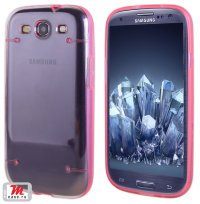 Чехол для Samsung Galaxy S3 i9300/i9300i/Neo Crystal Tech Cover